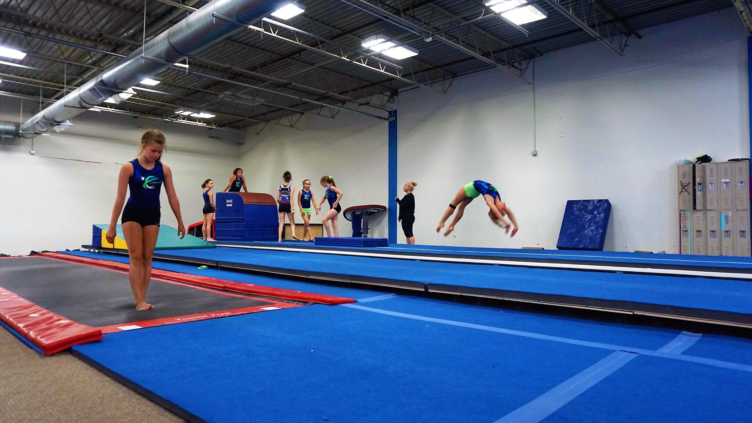 SWAG Gymnastics Vancouver WA