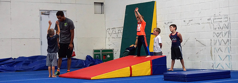 boys 6 and older gymnastics